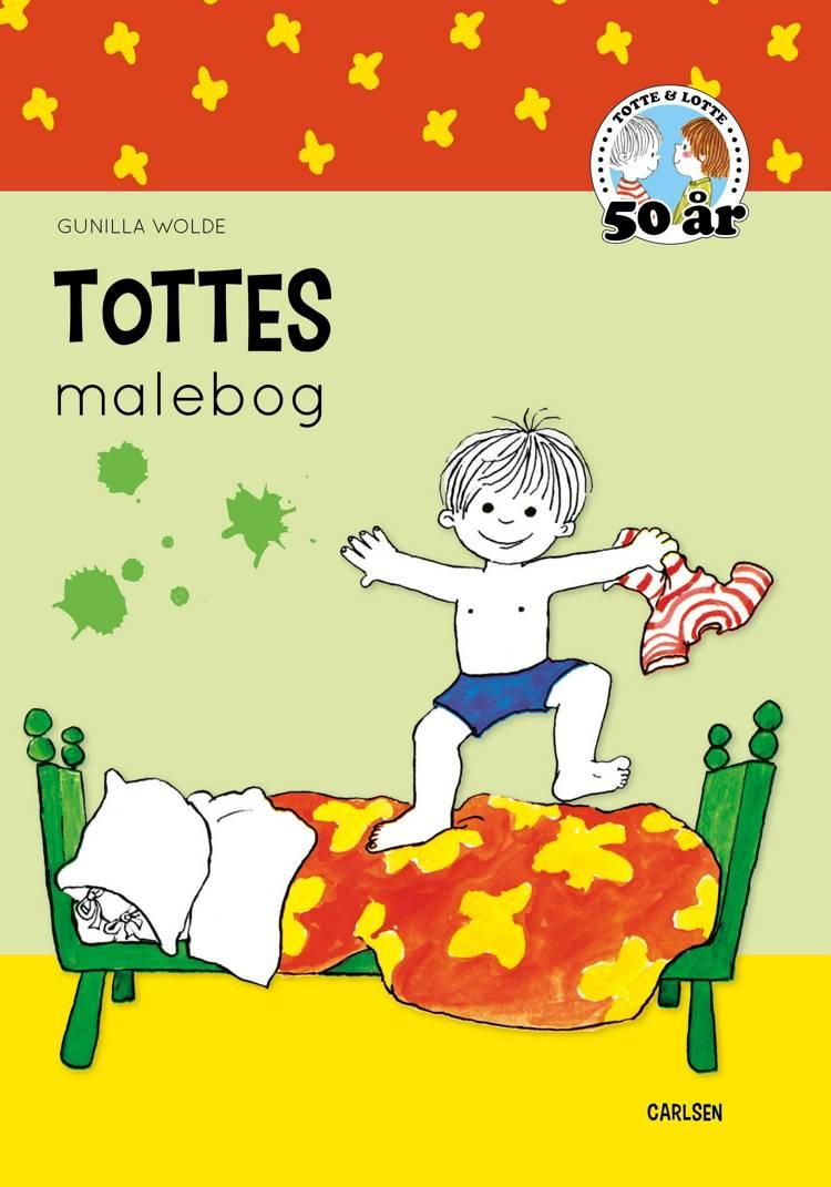 Tottes malebog (Kolli 6) af Gunilla Wolde