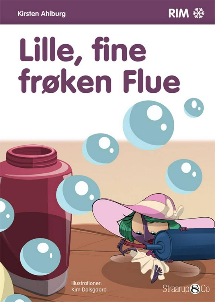 Lille, fine frøken Flue af Kirsten Ahlburg