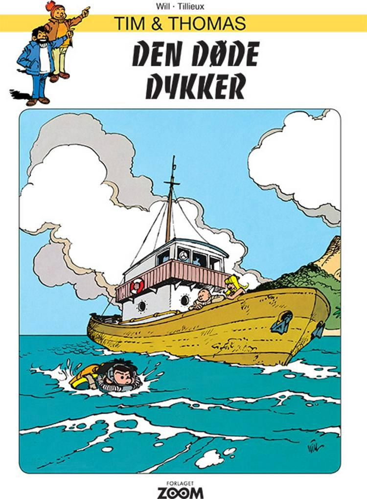 Tim & Thomas: Den døde dykker af Will og Tillieux