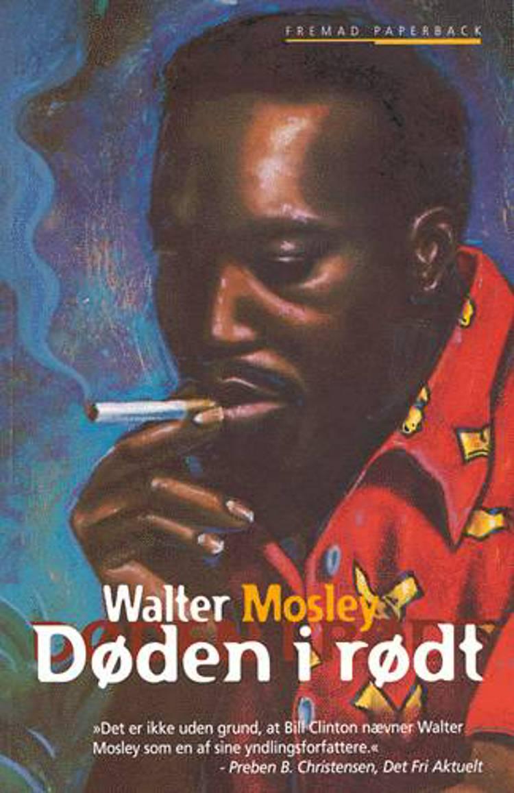 Døden i rødt af Walter Mosley