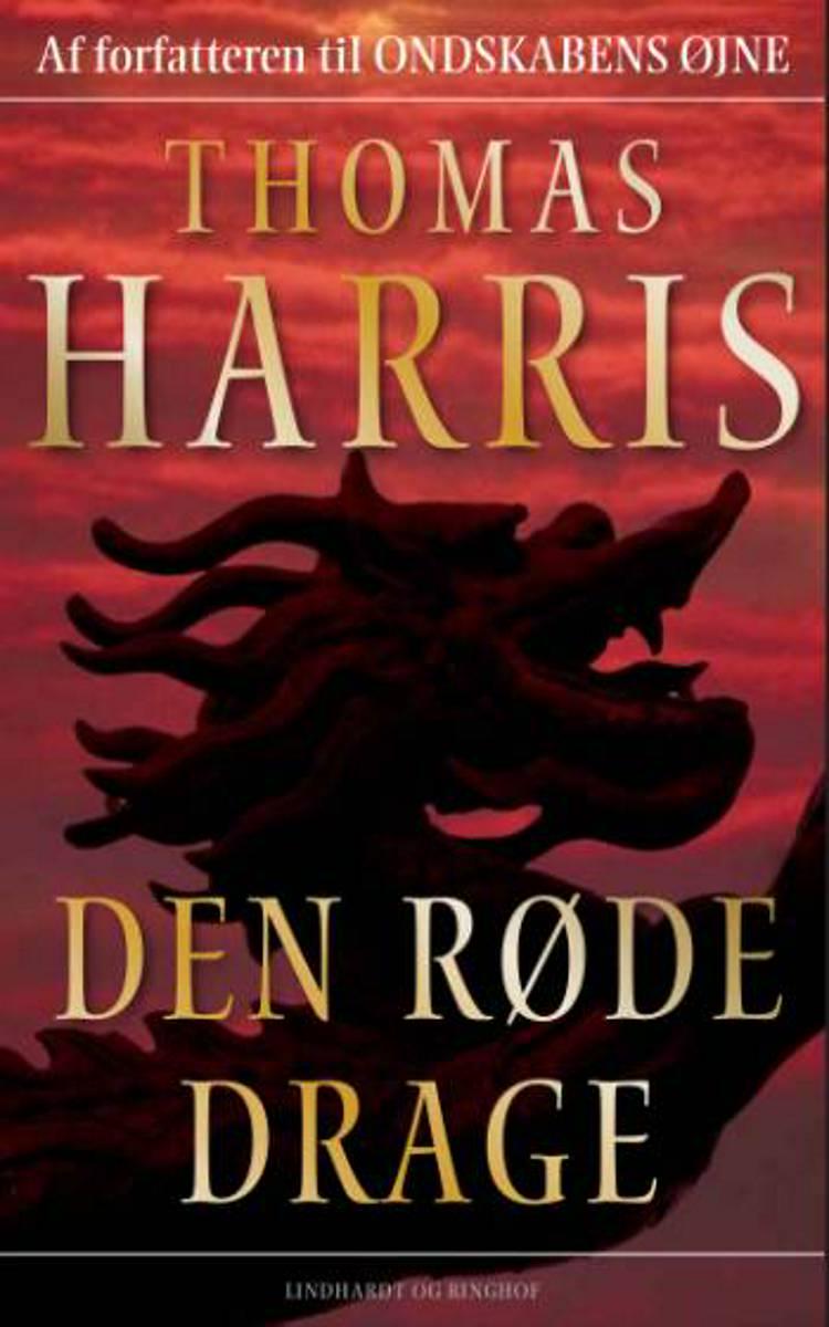 Den røde drage af Thomas Harris