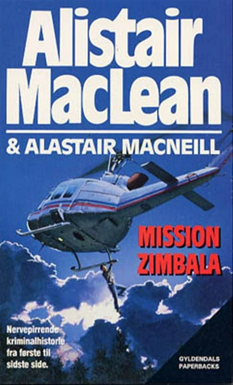 Mission Zimbala af Alastair MacNeill og Alistair MacLean