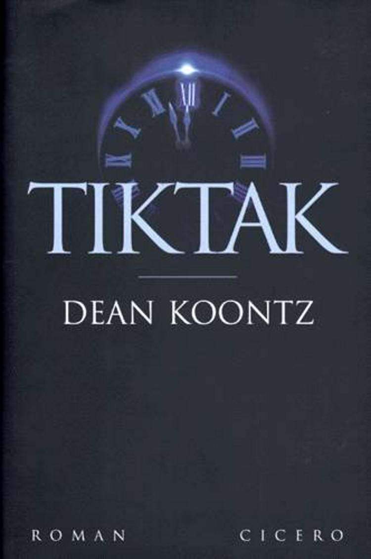 Tiktak af Dean R. Koontz