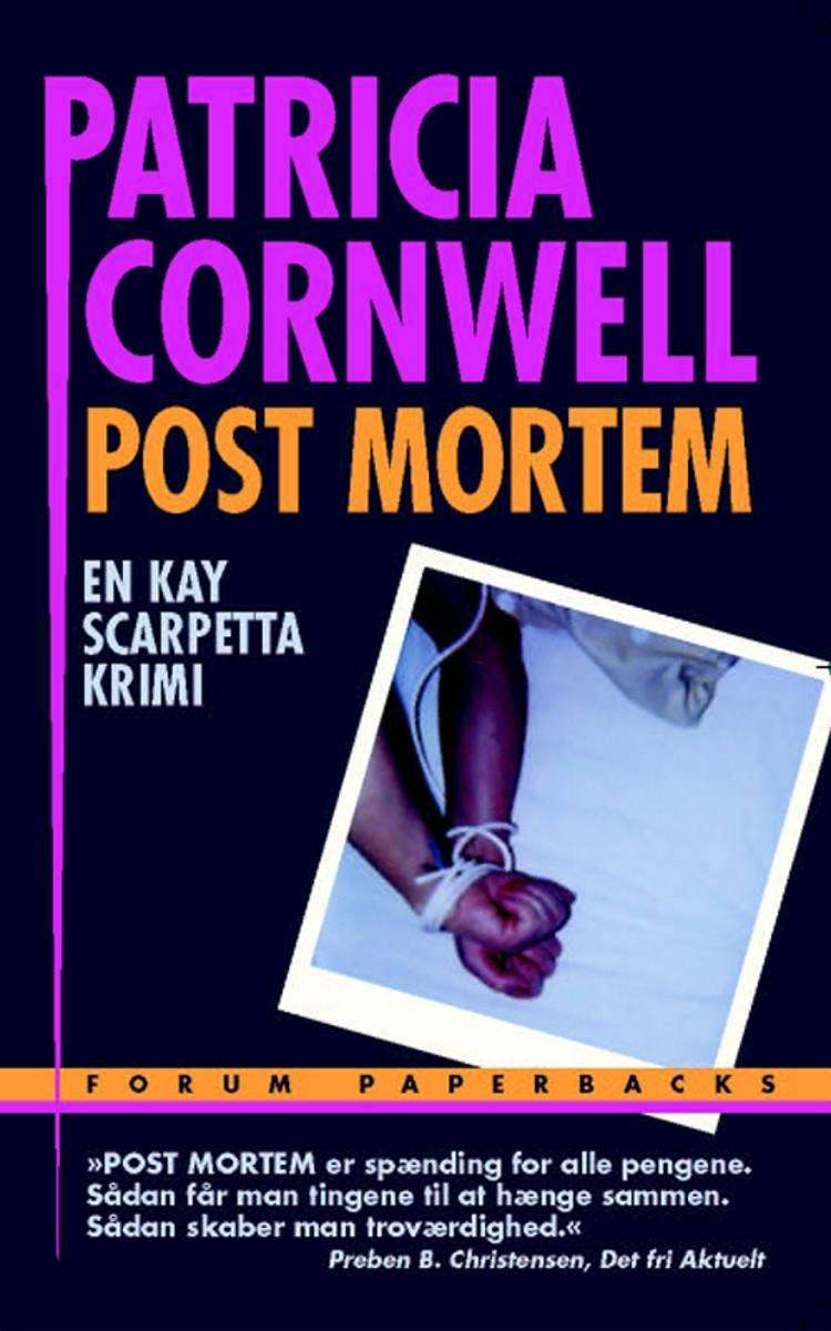 Post mortem af Patricia Cornwell