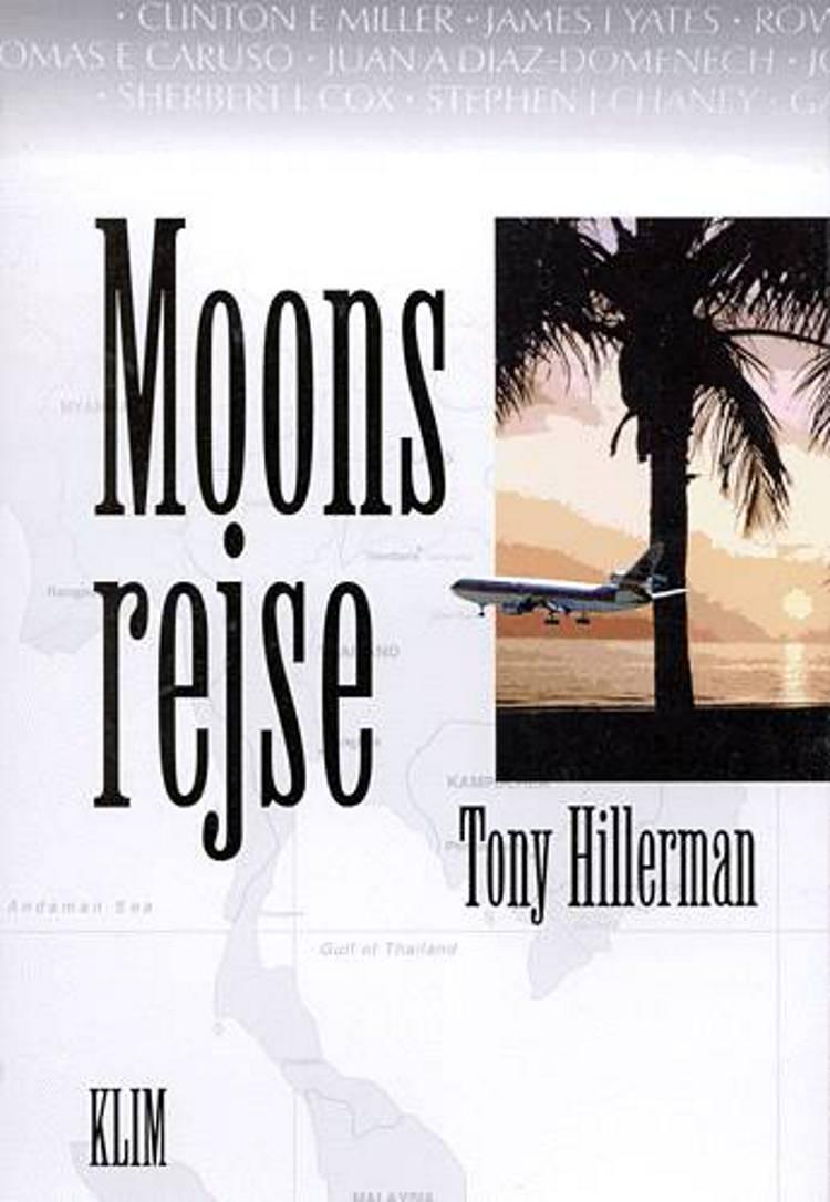 Moons rejse af Tony Hillerman