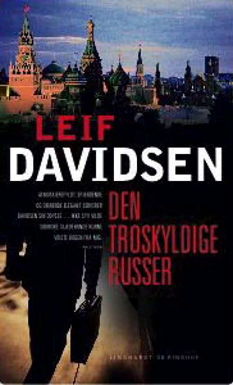 Den troskyldige russer af Leif Davidsen