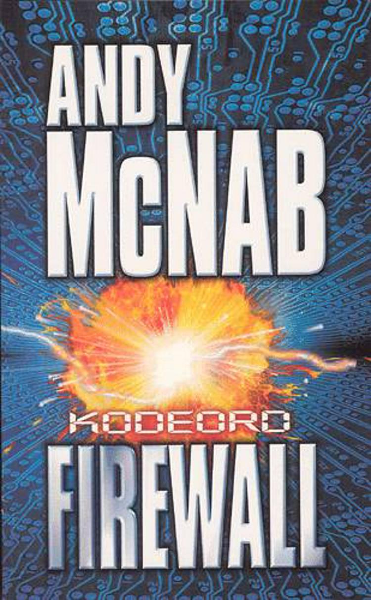Kodeord Firewall af Andy McNab