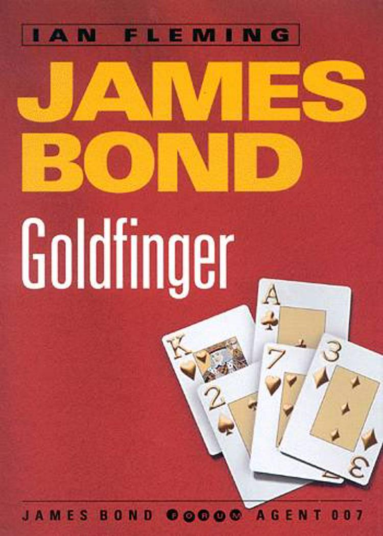 Goldfinger af Ian Fleming