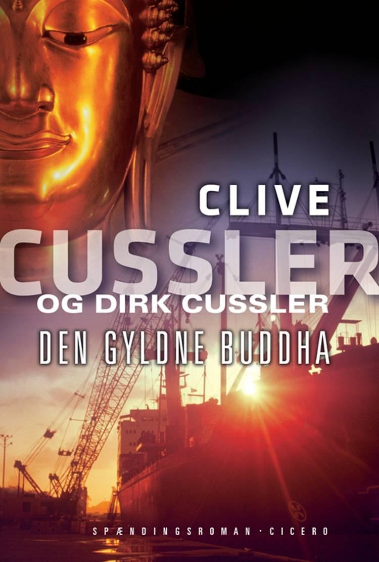 Den gyldne Buddha af Clive Cussler og Craig Dirgo