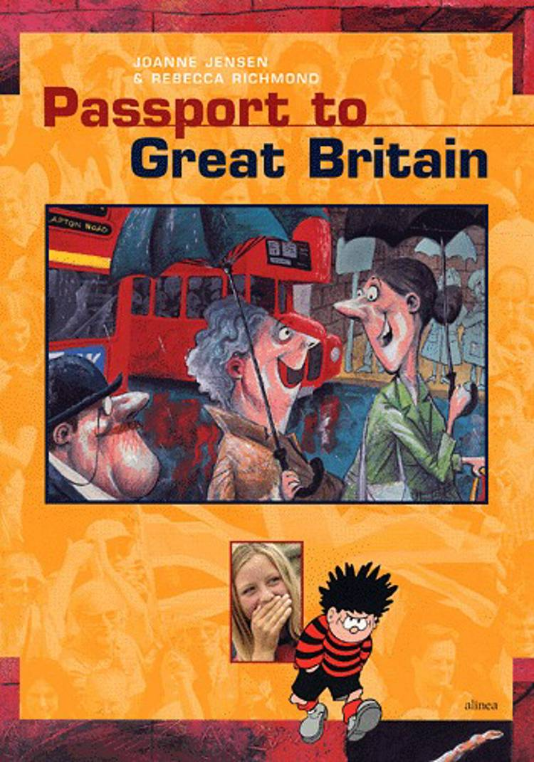 Passport to Great Britain af Joanne Jensen