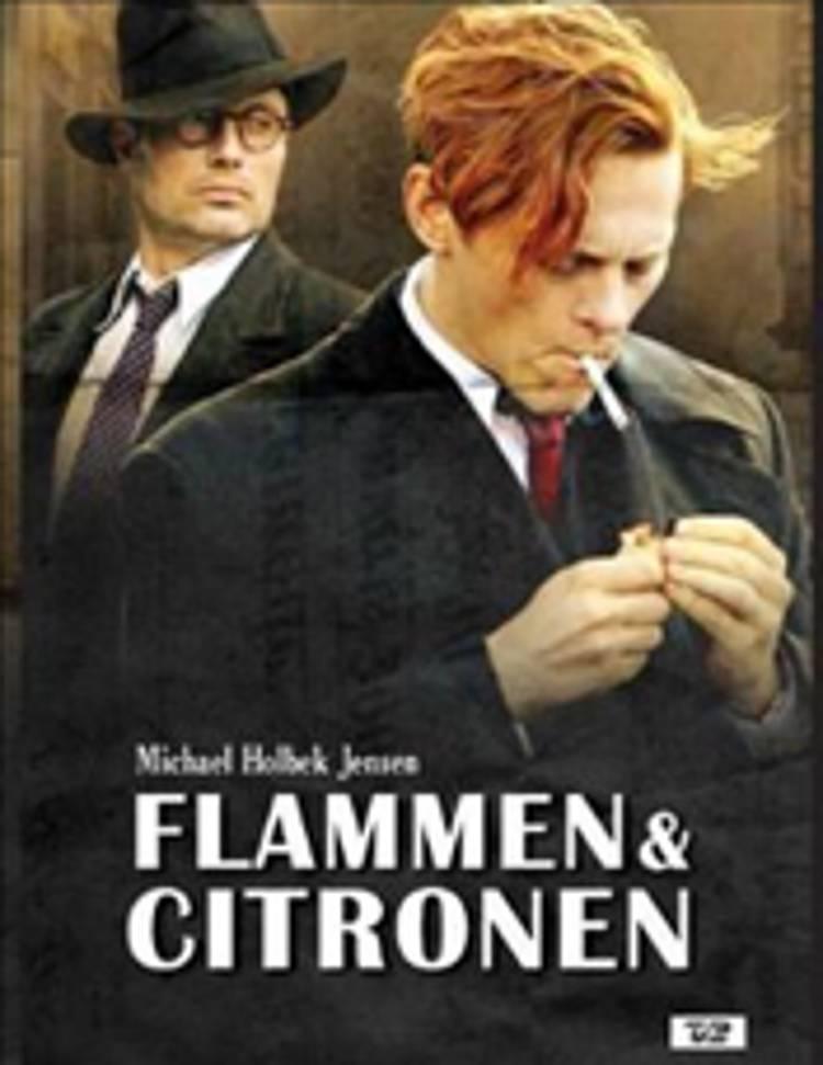 Flammen og Citronen af Michael Holbek Jensen