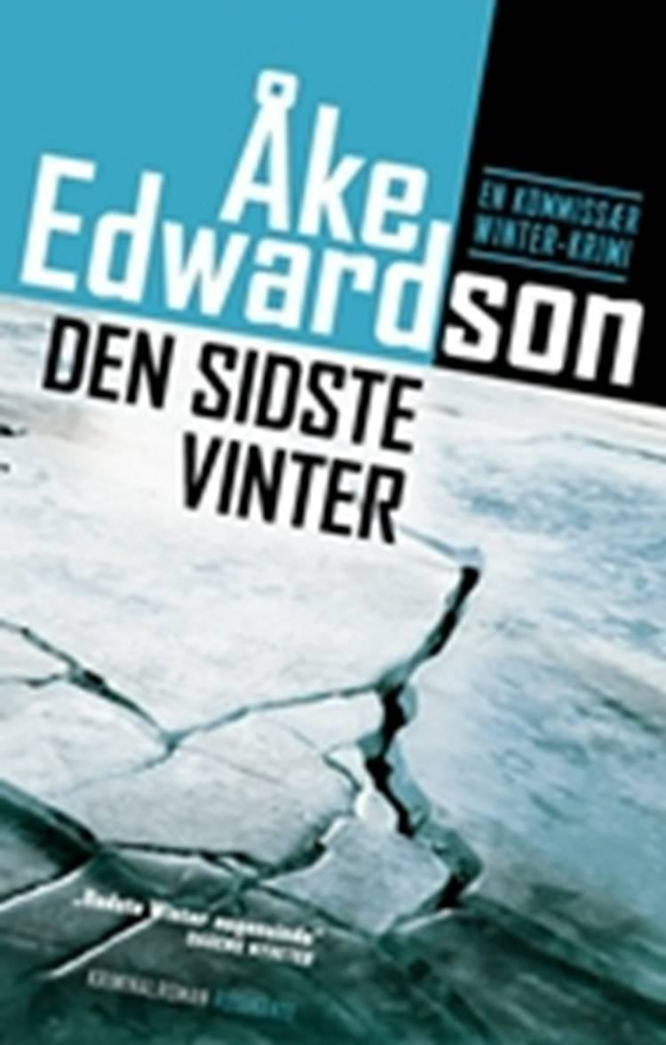 Den sidste vinter af Åke Edwardson