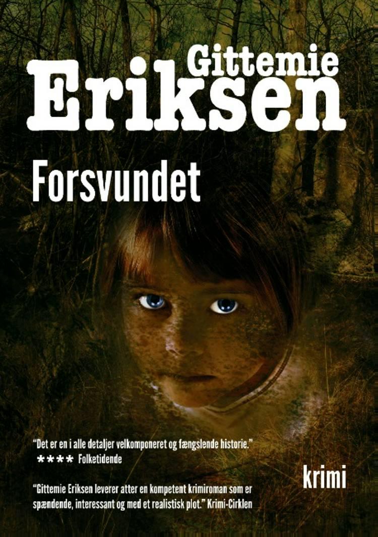 Forsvundet af Gittemie Eriksen