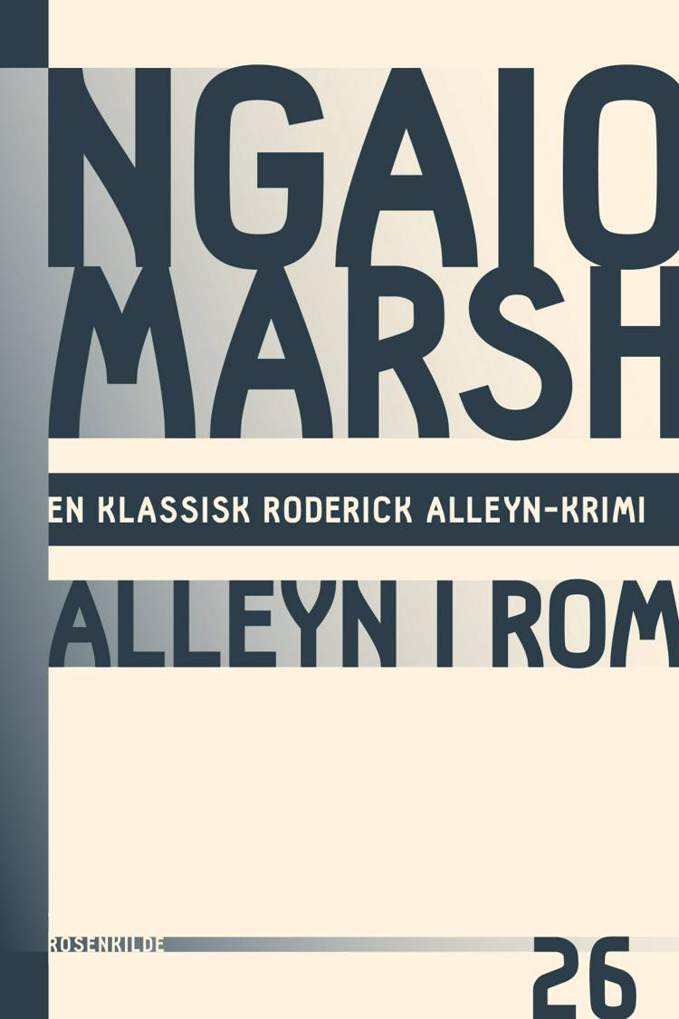 Alleyn i Rom af Ngaio Marsh