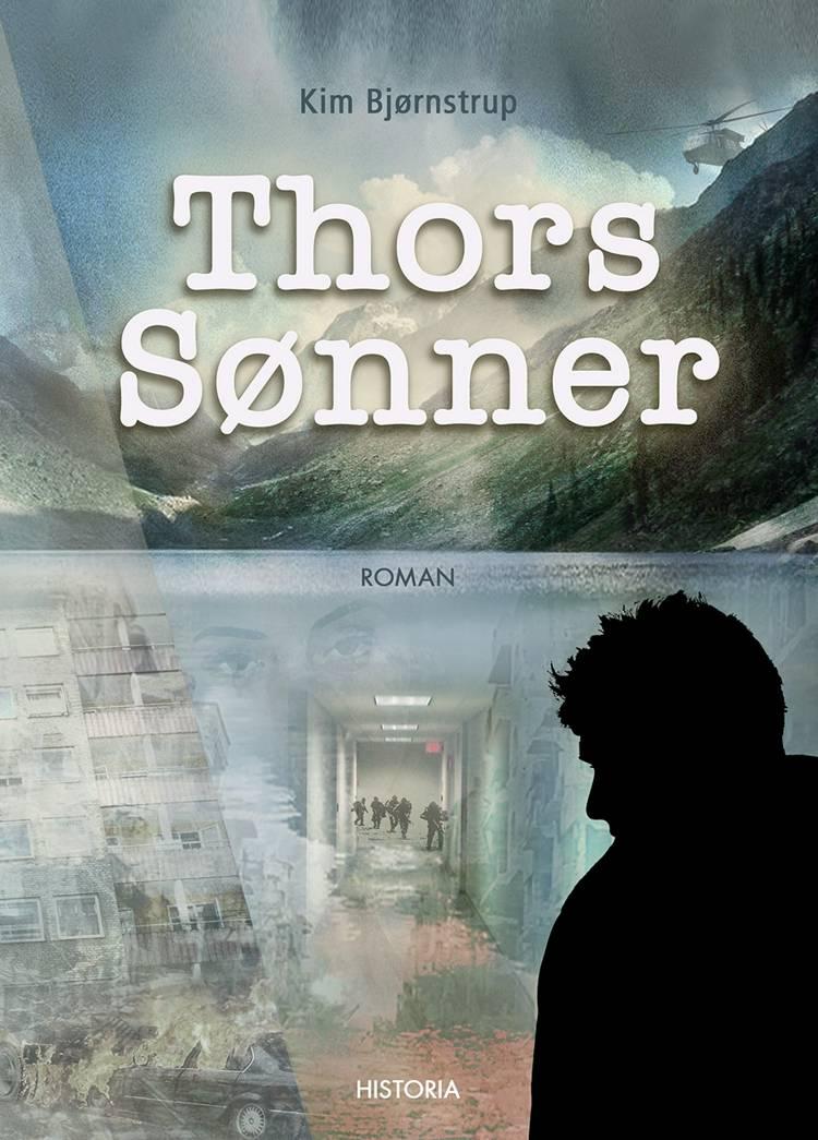 Thors sønner af Kim Bjørnstrup