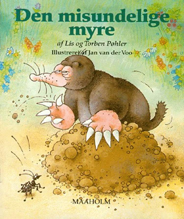 Den misundelige myre af Lis Pøhler