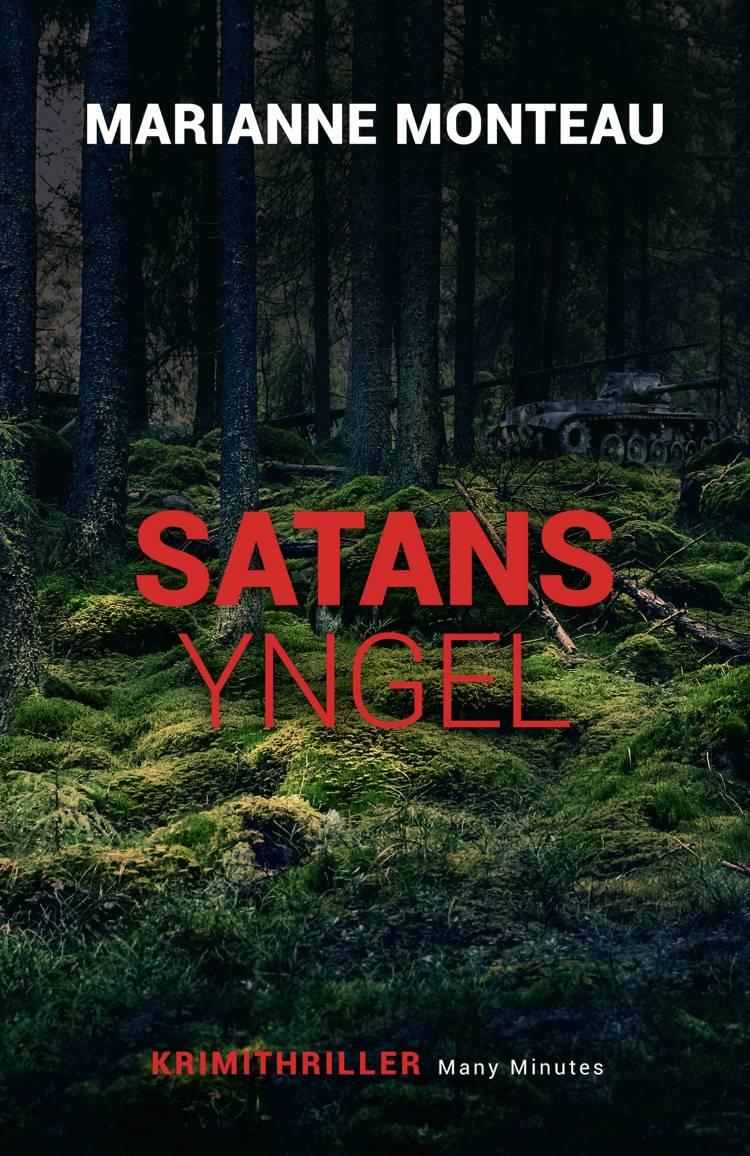 Satans yngel af Marianne Monteau
