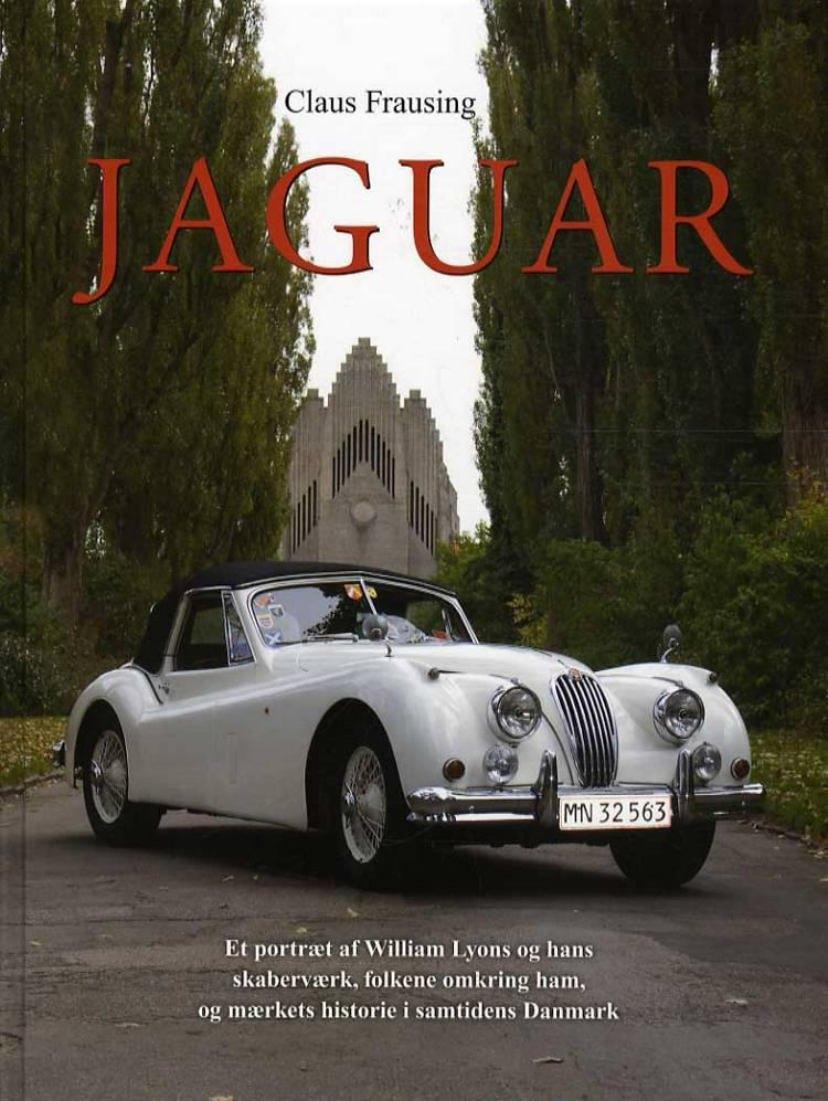 Jaguar af Claus Frausing