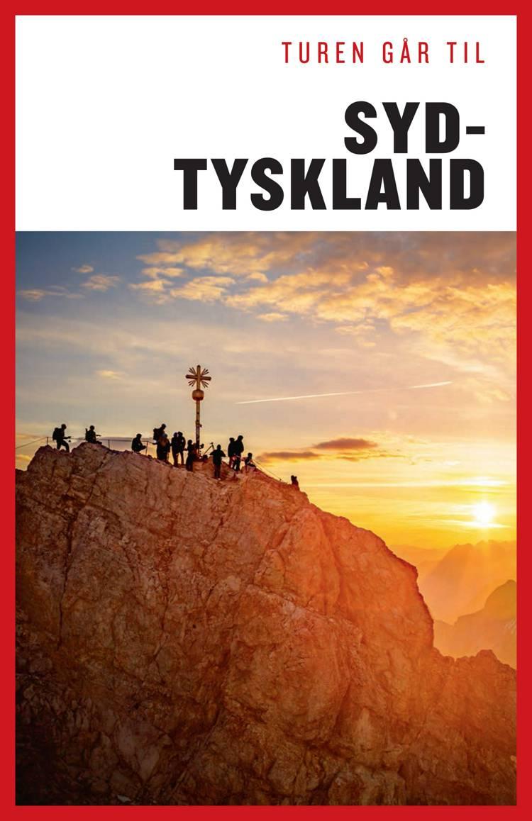 Turen går til Sydtyskland af Erling Nedergård, Jytte Flamsholt Christensen og Marita Hoydal
