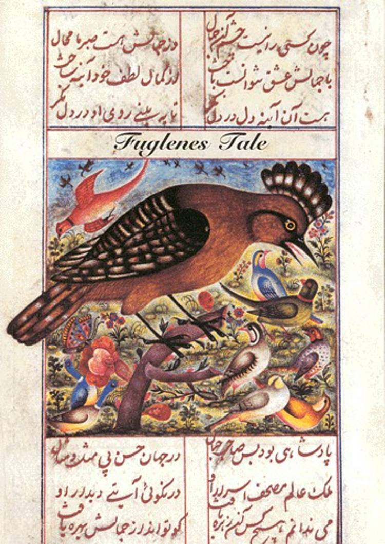 Fuglenes tale af Farid ud-Din Attar