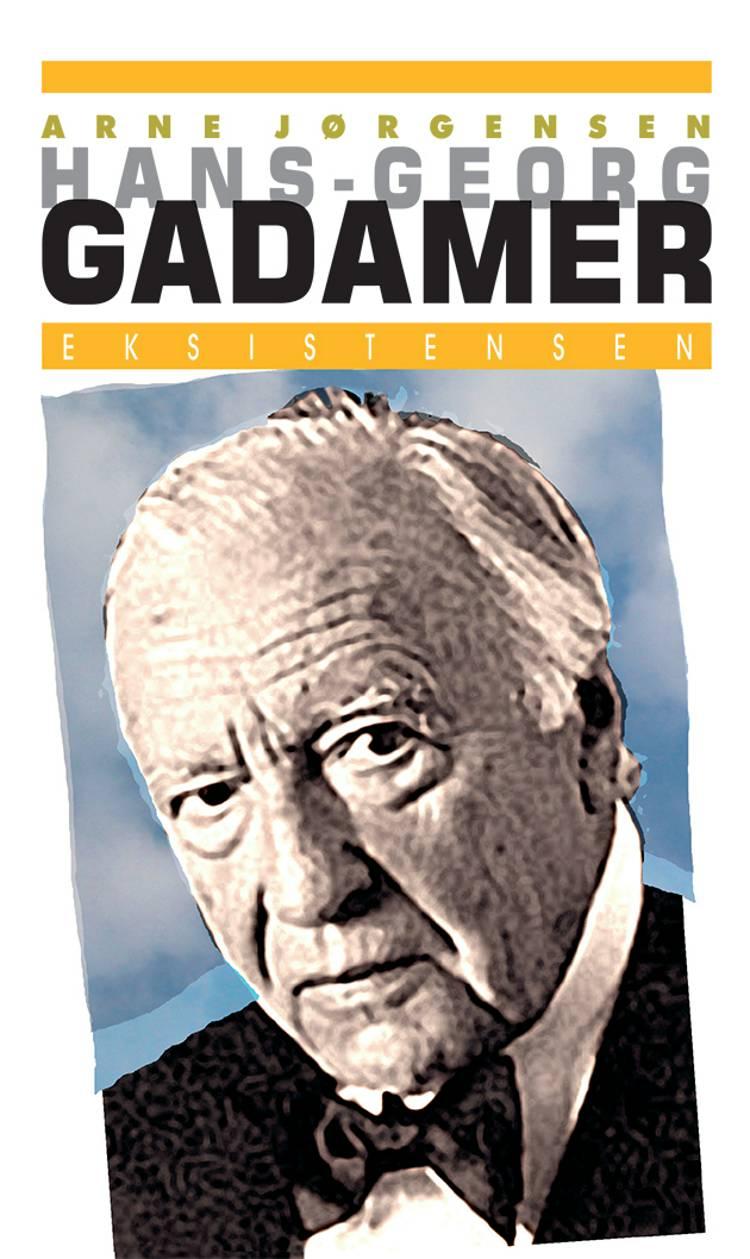 Hans-Georg Gadamer af Arne Jørgensen