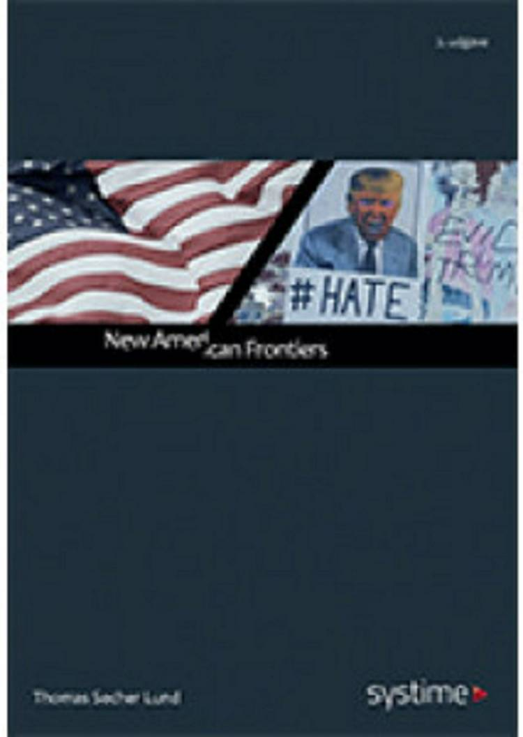 New American frontiers af Thomas Secher Lund
