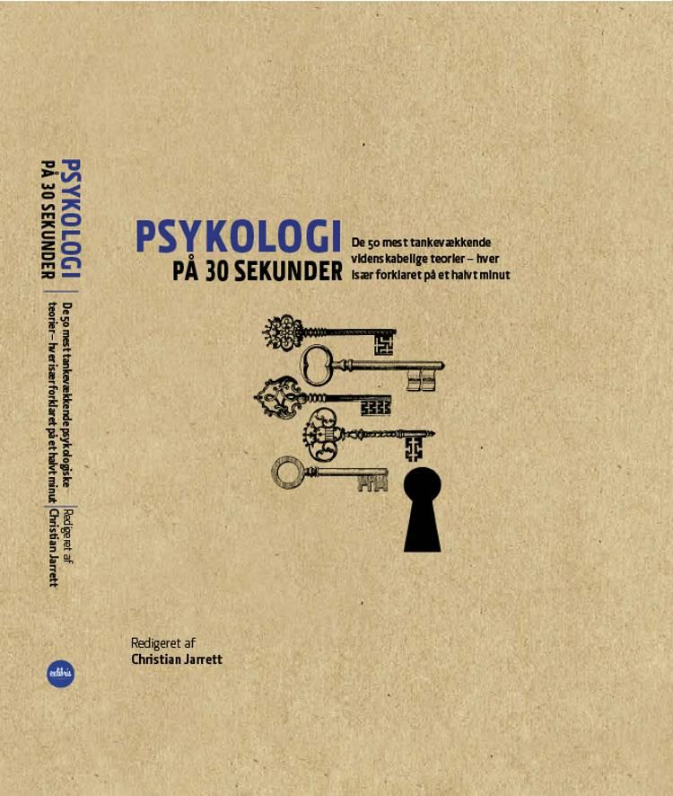 Psykologi på 30 sekunder af Christian Jarrett