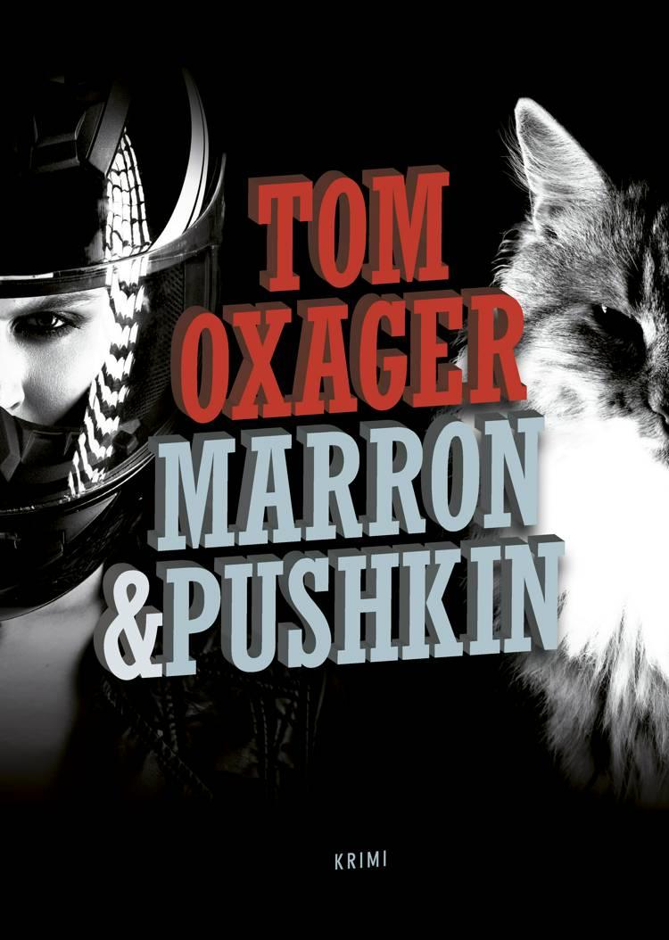 Marron & Pushkin af Tom Oxager