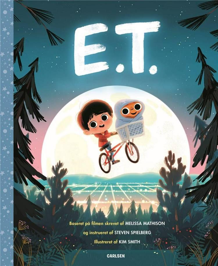 E.T. af Steven Spielberg og Melissa Mathison