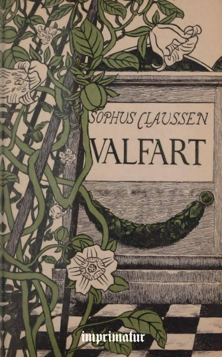 Valfart af Sophus Claussen