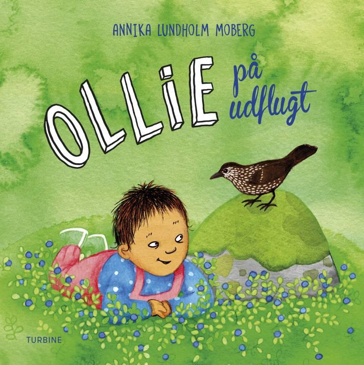Ollie på udflugt af Annika Lundholm Moberg