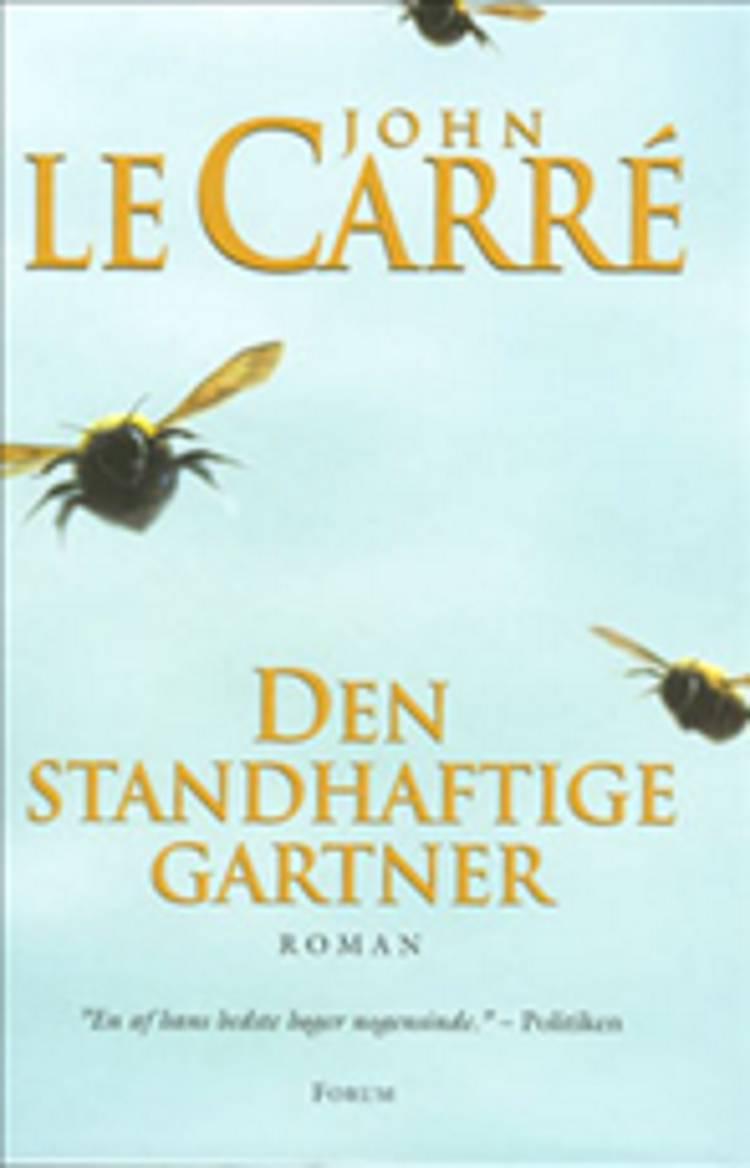 Den standhaftige gartner af John le Carré, Le Carré og John lecarre