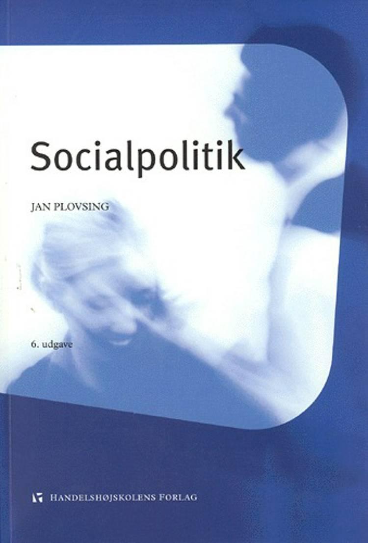 Socialpolitik af Jan Plovsing