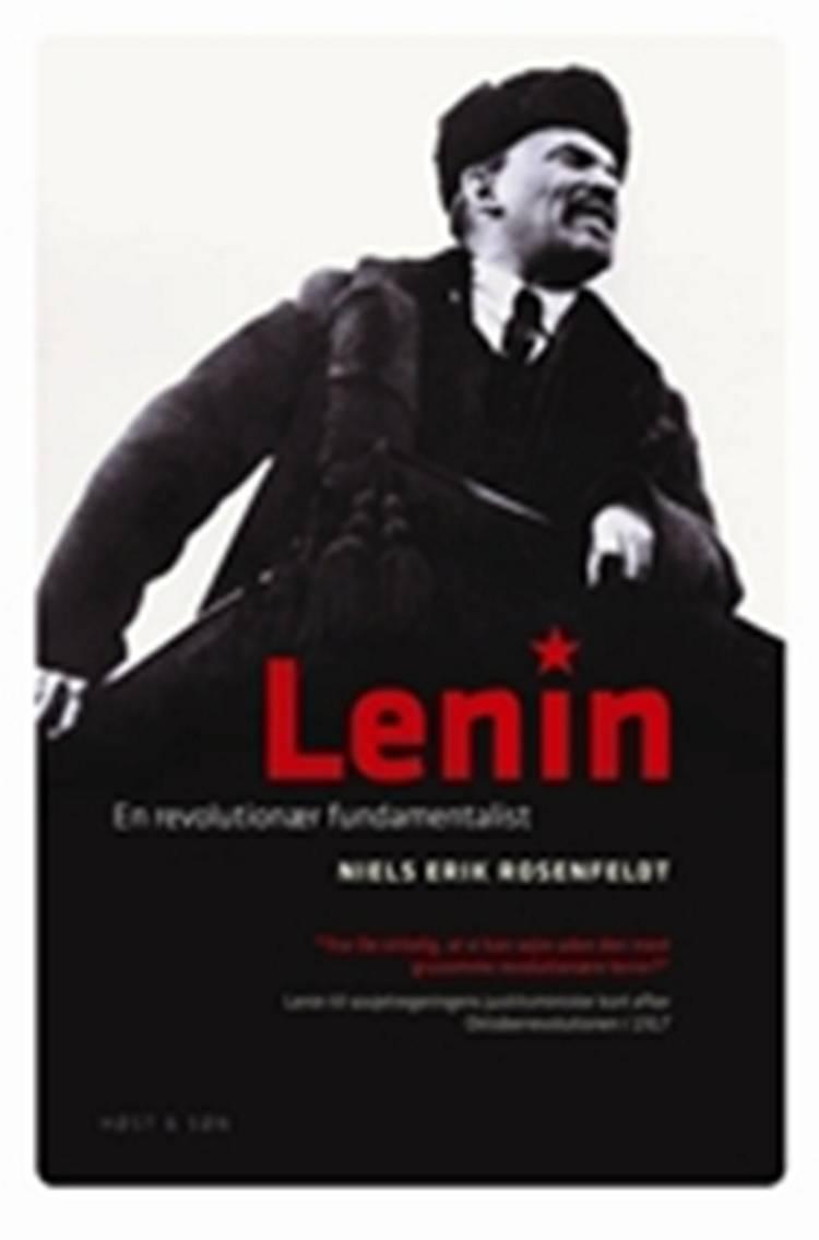 Lenin af Niels Erik Rosenfeldt