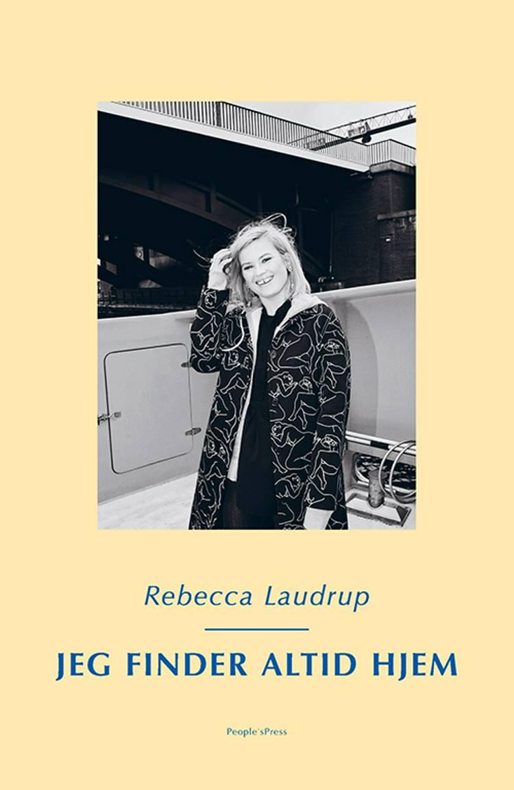 Jeg finder altid hjem af Rebecca Laudrup