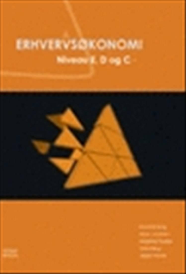 Erhvervsøkonomi HG niveau E,D,C af Knud Erik Bang, Anker Jacobsen og Gitte Størup m.fl.