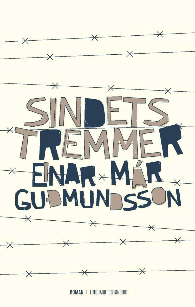 Sindets tremmer af Einar Már Guðmundsson