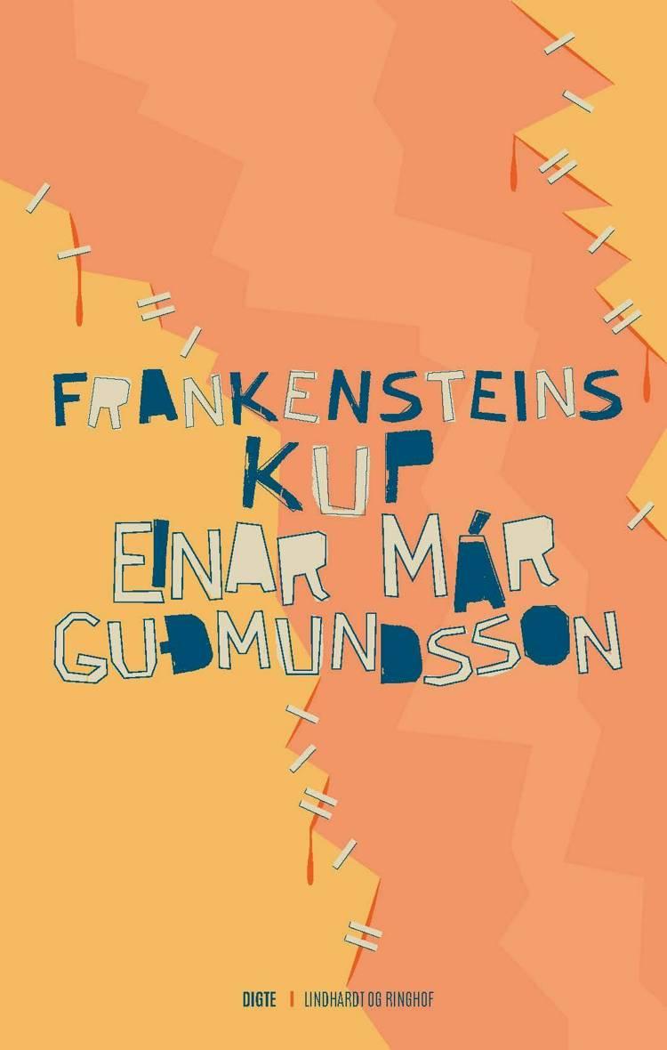 Frankensteins kup af Einar Már Guðmundsson