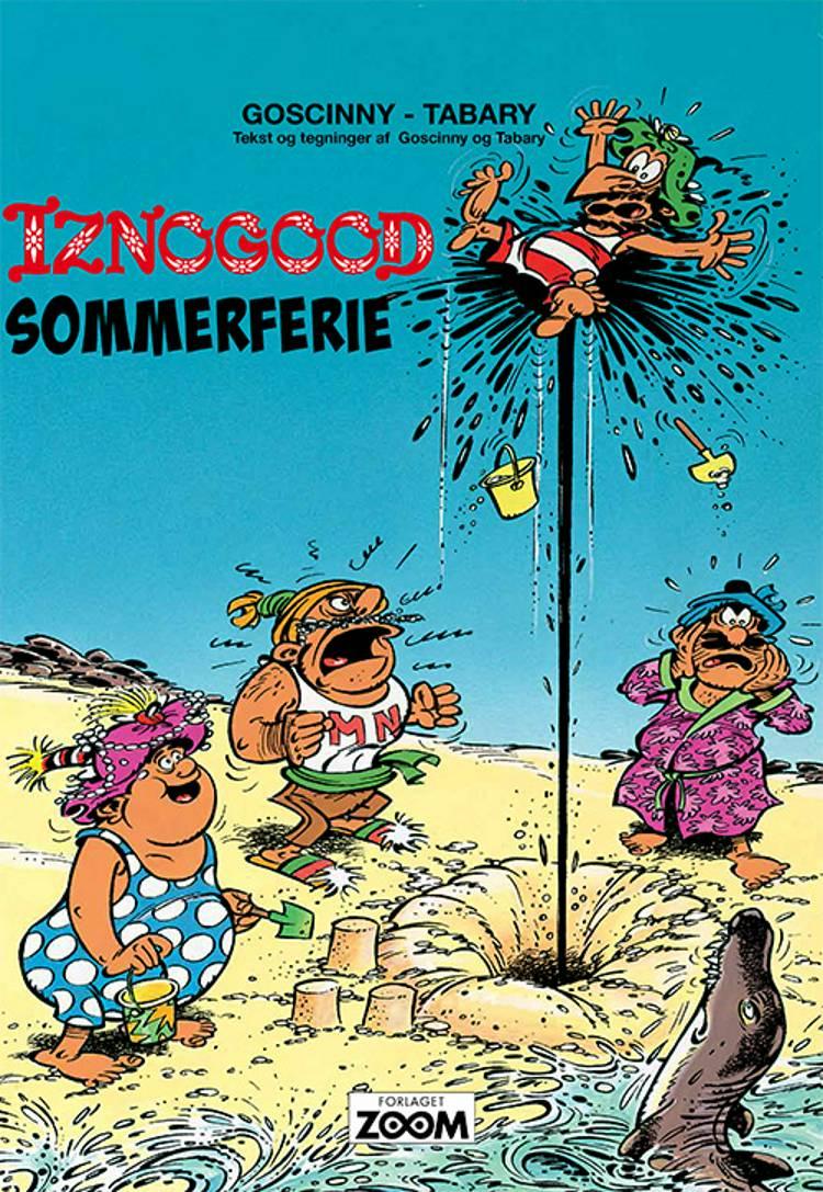 Iznogood 4: Sommerferie af Tabary og Goscinny