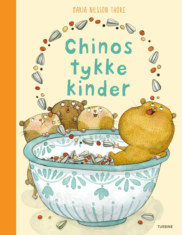 Chinos tykke kinder af Maria Nilsson Thore