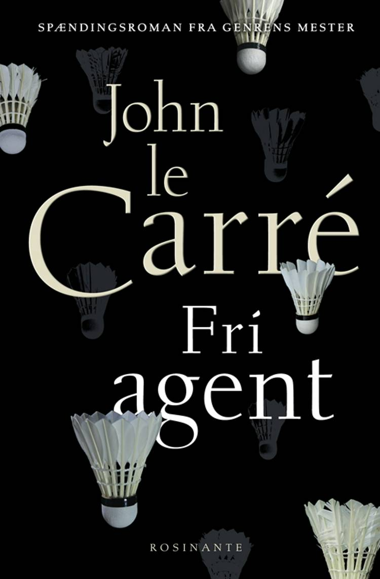 Fri agent af John le Carré