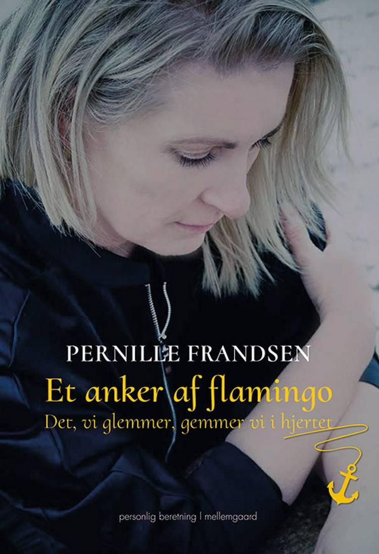 Et anker af flamingo af Pernille Frandsen