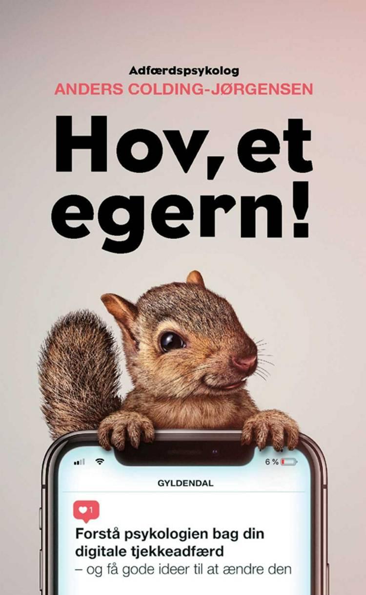 Hov, et egern! af Anders Colding-Jørgensen