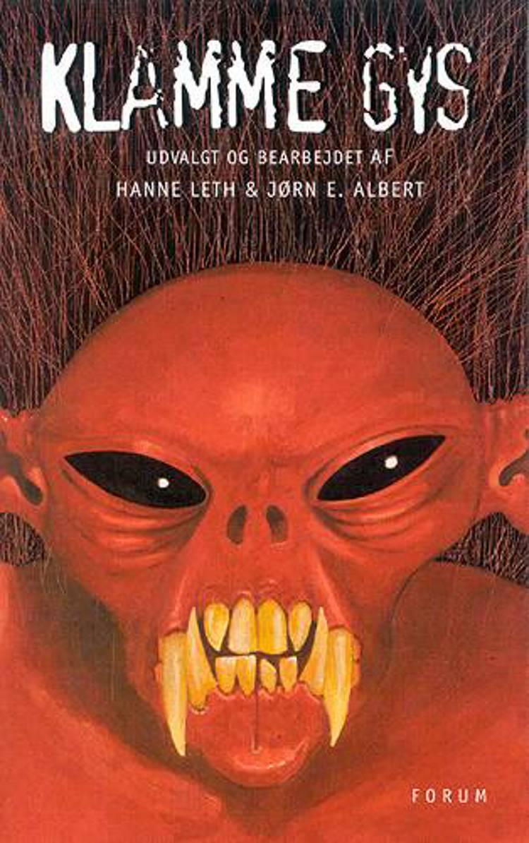 Klamme gys af Steen Langstrup, Roald Dahl og Saki m.fl.