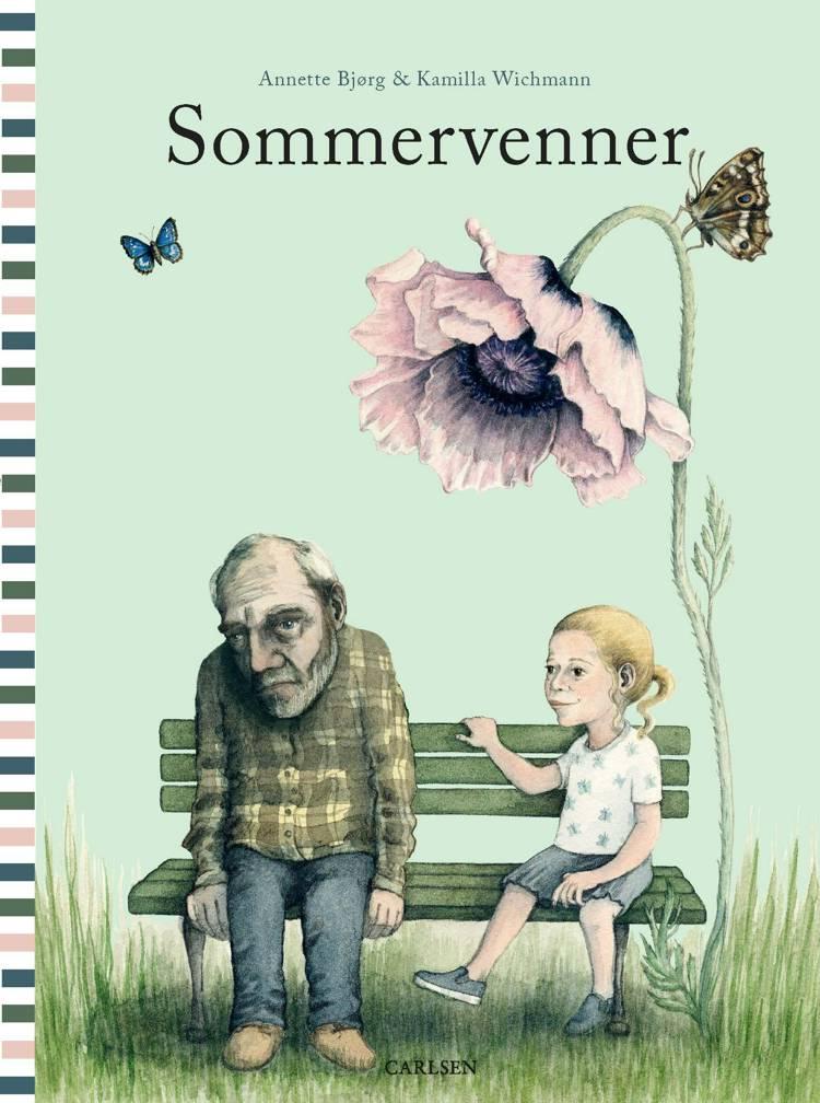 Sommervenner af Annette Bjørg