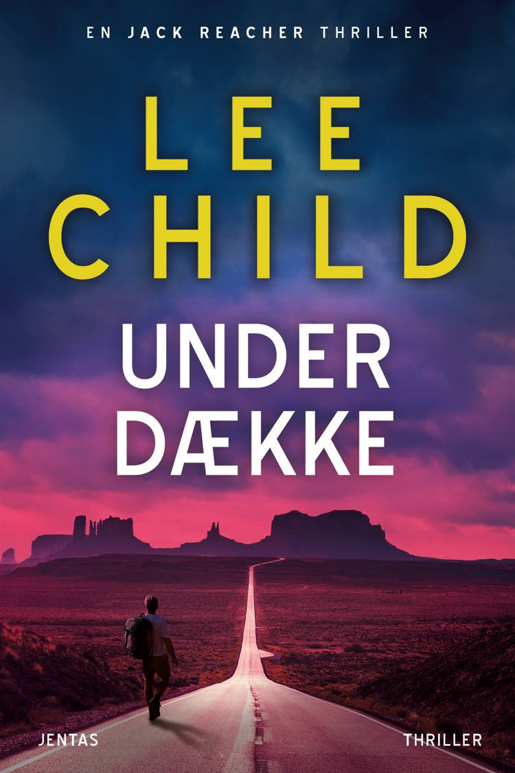 Under dække af Lee Child