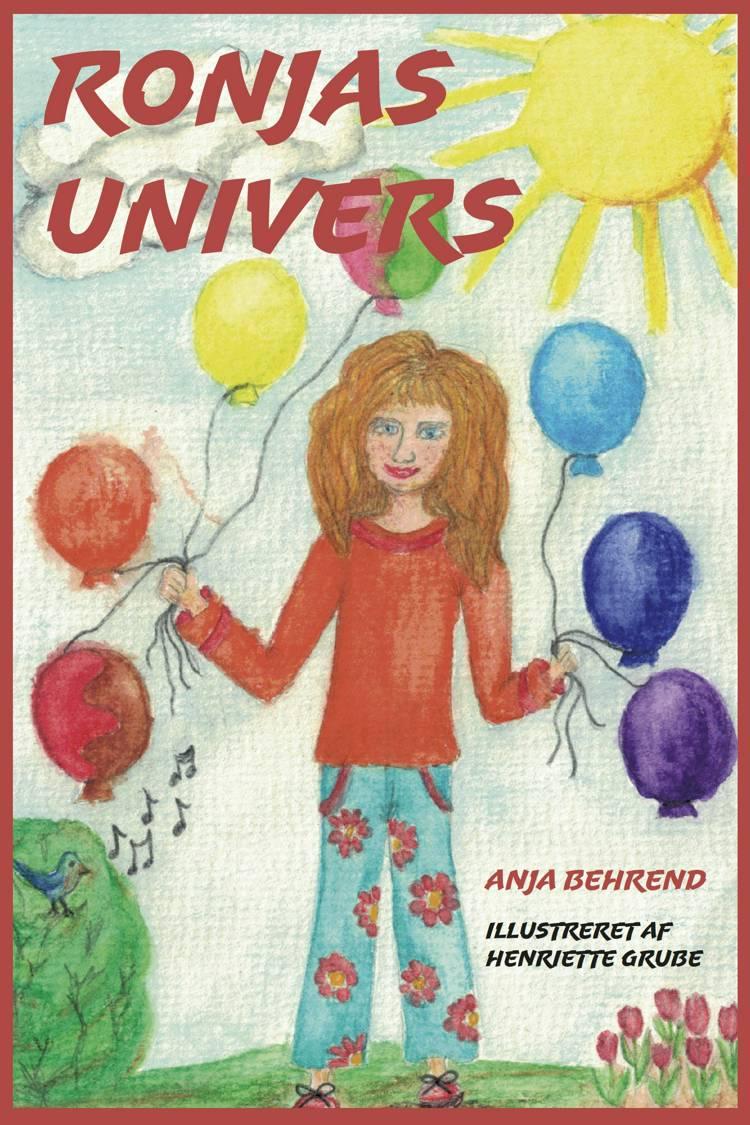 Ronjas Univers af Anja Behrend