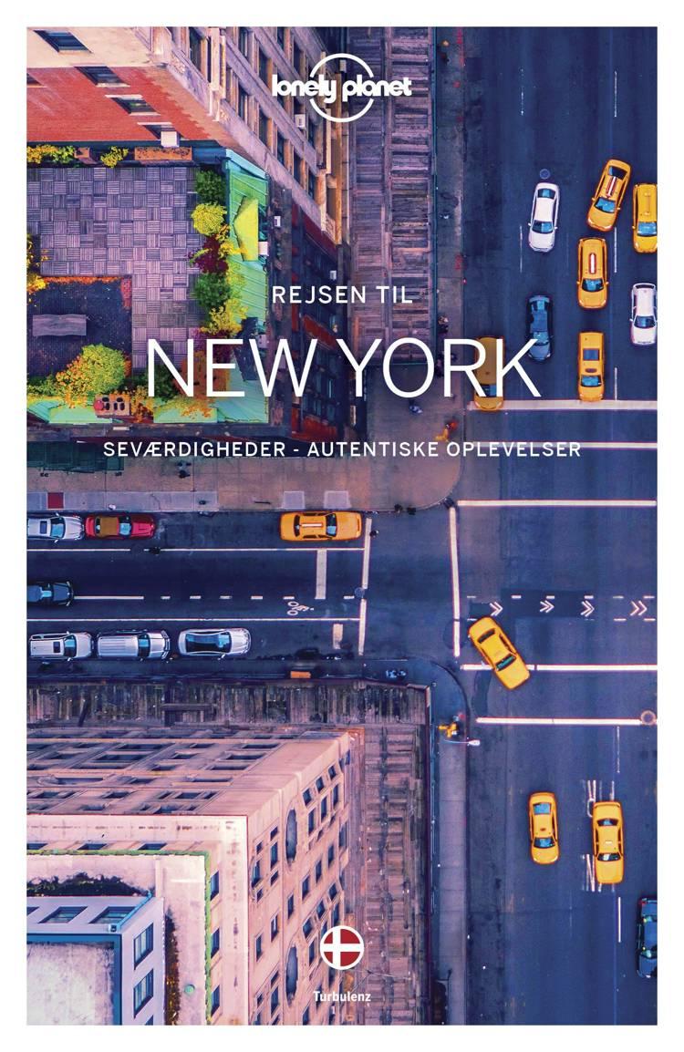 Rejsen til New York (Lonely Planet) af Lonely Planet