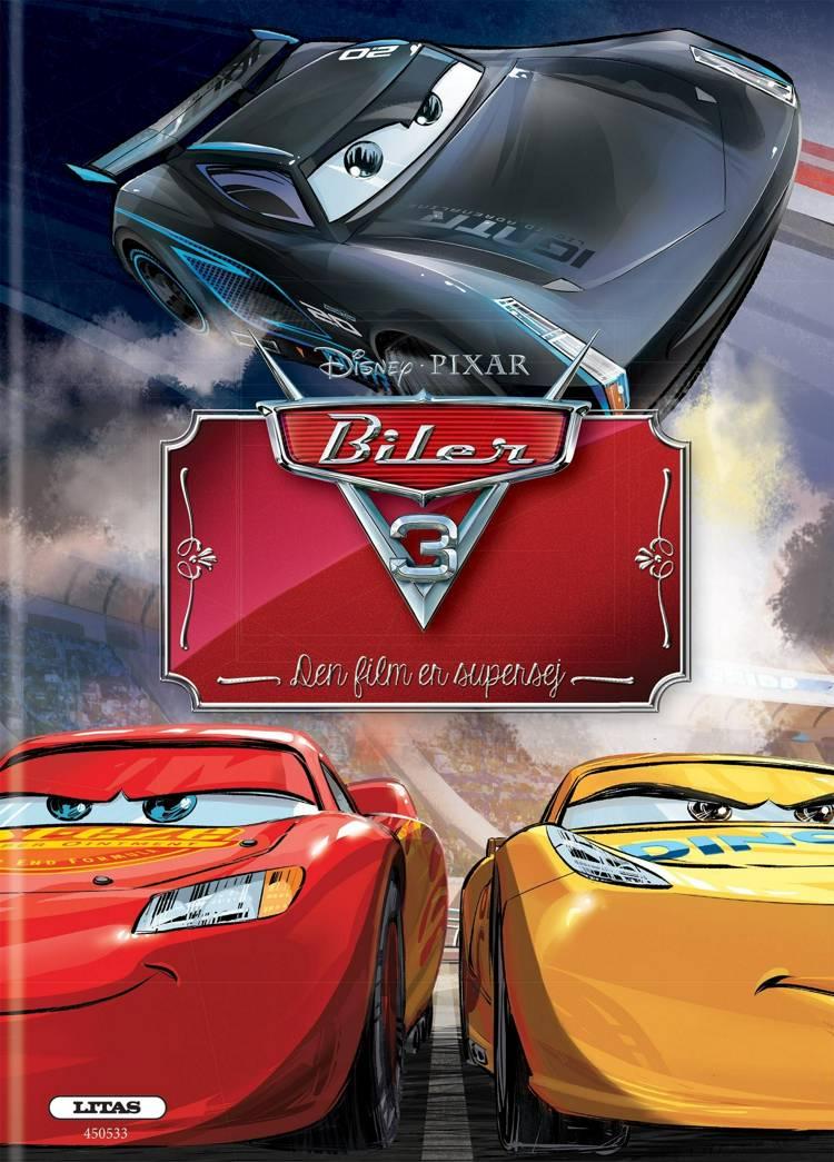 Biler 3 af Disney Pixar