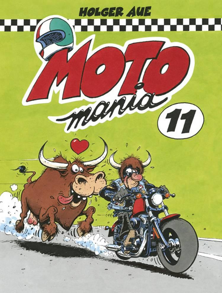 MOTOmania 11 af Holger Aue